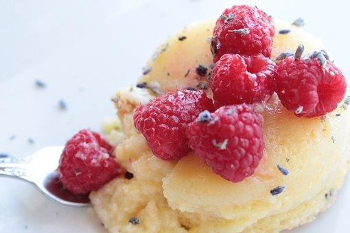 Dessert, Pudding Cake, Cake, Sweet, Pudding, Food