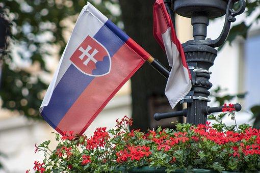 Flag, Slovakia, Spring, Slovak Flag