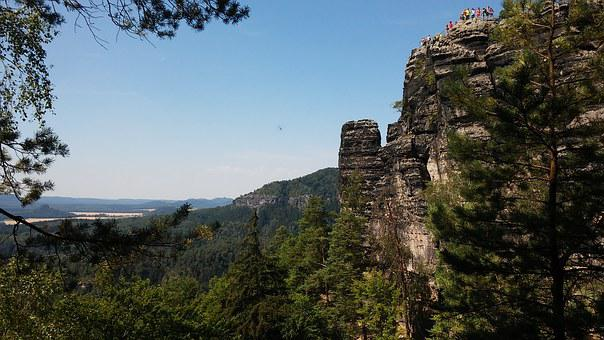 Bohemian Switzerland National Park, Sandstone