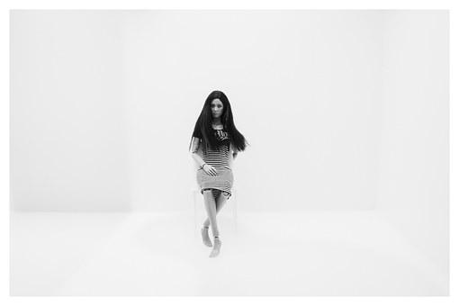 Doll, Girl, Long Hair, Fig, Doll Face, Figures
