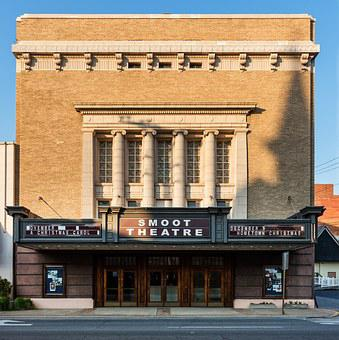 Parkersburg, West Virginia, Smoot Theatre, Theater