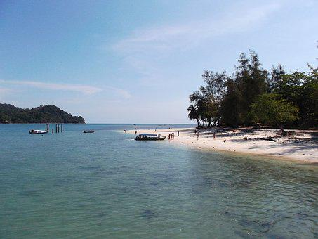 Beach, Langkawi, Malaysia, Vacation, Nature, Ocean