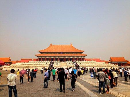 Pavilion, Forbidden Palace, Beijing, China