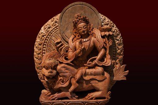 Tara, Female, Peaceful, Manifestation, Enlightened