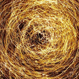 Light, Vortex, At Night, Night Picture, Lighting
