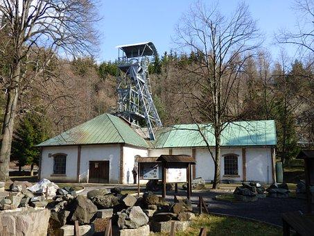 Mining, Banská štiavnica, Museum, Slovakia