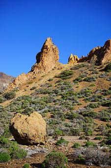 Rock Needles, Rock, Rocky Towers, Roque De Garcia