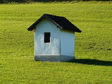 House, Hut, Small, Sweet, Swabian Alb, Window, Roof