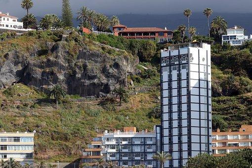 Tenerife, The Coast, Landscape, Canary Islands, Spain