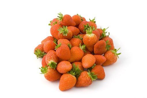 Strawberry, Strawberries, Fruit, Healthy, Organic