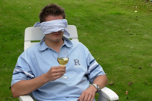 Wine, Blindfold, Tests, People