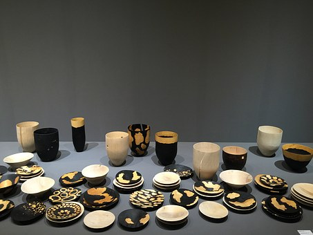 Craft, Exhibition, Container, Cooking, Lackluster, Old