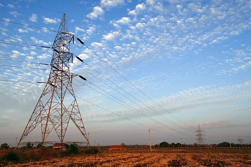 Electric Power, Pylon, High Voltage, Electric Tower