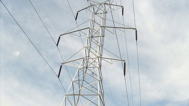 Pylon, Electric, Energy, High Voltage, Tower