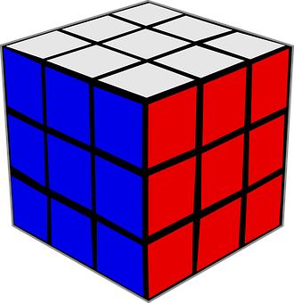 Rubiks Cube, Riddle, Play, Game, Cube, Magic Cube