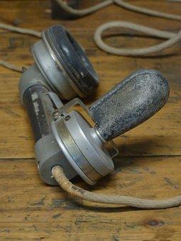 Telephone Handset, Phone, Telephone System