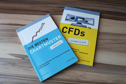Books, Content, Professional Reading, Tradingbuecher