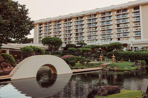 Hotel, Resort, Vacation, Travel, Luxury, Building