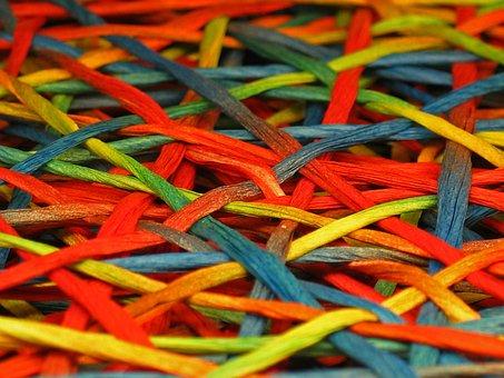Plaid, Coaster, Bast, Colorful, Color, Background