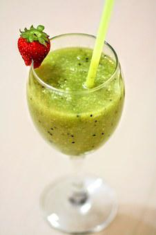 Smoothies, Detox, Drink, Healthy, Berry, Fresh, Juice