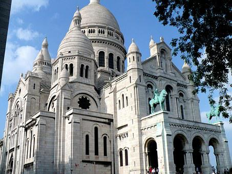 Paris, France, Art, Montmartre, Mountain Martyrs