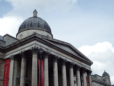 National, Art, Gallery, Building, Art Gallery