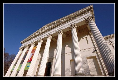 National, Museum, Buildings, National Gallery, Art