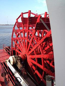 American Queen, Paddle Wheel, Mississippi River