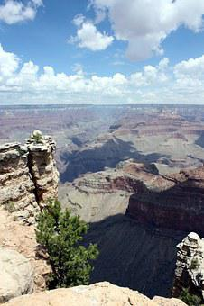 Grand Canyon, Outdoor, Scenery, Erosion, Rock