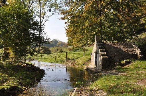 Saint Catherine, Source, Water, Source Saint Catherine
