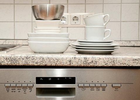 Tableware, Dishwasher, Kitchen, Current