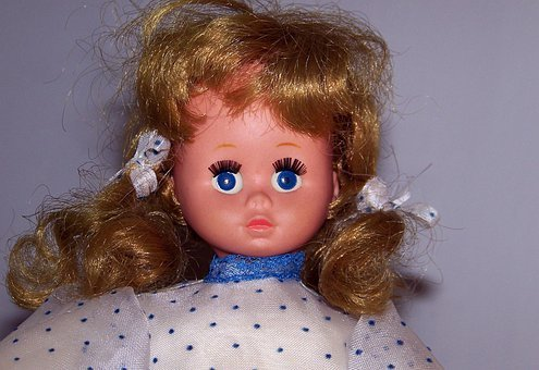 Doll, Scary, Halloween, Face, Horror, Creepy, Spooky