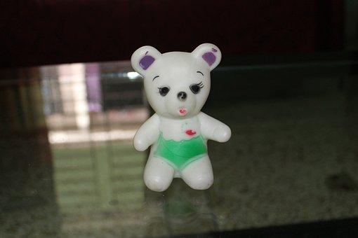 Toy, Panda, Teddy, Cub, Adorable, Fun, Bear, Child