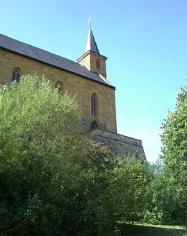 Gad, Chapel, Jurassic Rocks, Rock Chapel, Scheßlitz