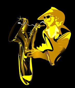 Sax, Play, Jazz, Music, Saxophone, Concert, Sound
