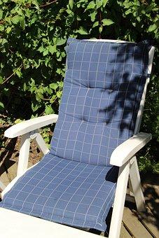 Garden Chair, Deck Chair, Garden, Terrace, Balcony, Out