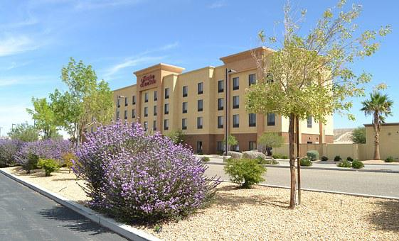 Inn, Hotel, Motel, Wayside, Highway, Barstow