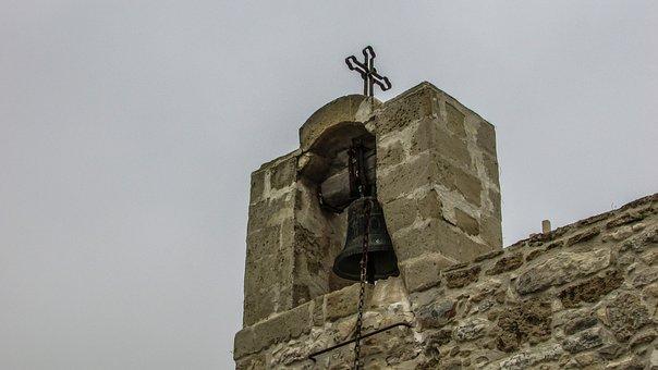 Cyprus, Pyla, Archangel Michael, Church, Medieval