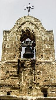 Cyprus, Oroklini, Archangel Michael, Church, Medieval