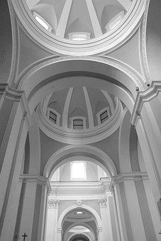 Naples, Health Church, Arches, Archi, Times