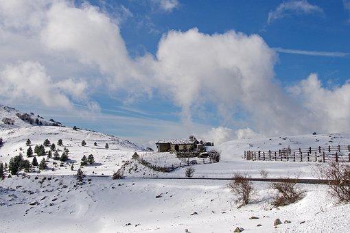 Assergi, L'aquila, Abruzzo, Italy