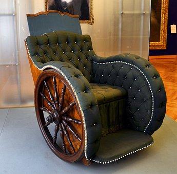 Vienna, Austria, Wheelchair