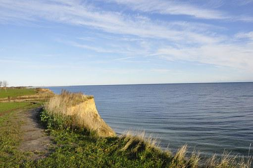 Baltic Sea, Steilkueste, Sea, Bluff, Coast