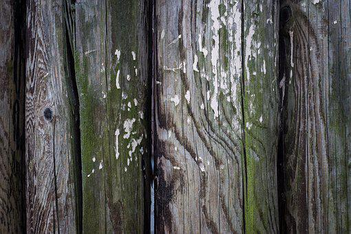 Wooden Fence, Wood, Barrier, Atmosphere, Architecture