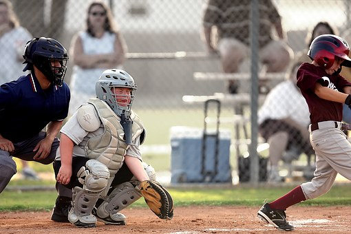 Baseball, Little League, Sport, Ball, Player, Game
