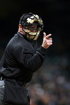 Baseball, Baseball Umpire, Umpire, Home Plate, Strike