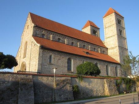 Cross, Great God, Old Town, Schongau Germany, Bavaria