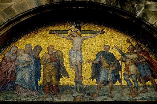 Jesus Crucifixion, Image, Jesus, Bible, Christianity