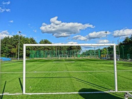 Sport Venue, Bydgoszcz, Field, Arena, Lawn, Soccer