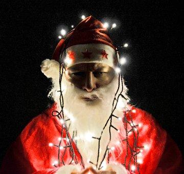 Nicholas, Santa, Santa Clause, Christmas, Xmas